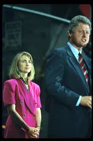 where does hillary clinton live an exhaustive timeline of hillary clinton u0027s power suits racked