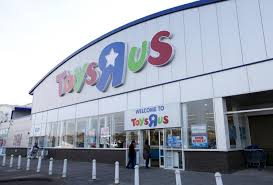 toys r us files for bankruptcy before metro news