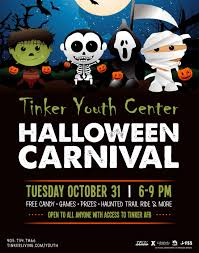 union city halloween carnival tinker youth center