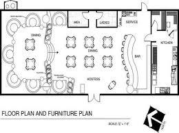 Commercial Kitchen Floor Plans 45 Kitchen Floor Plans Examples Free Kitchen Floor Plans