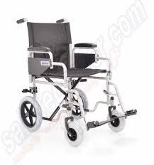 sedia elettrica per disabili carrozzina pieghevole da passeggio o transito per disabili anziani