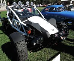 nomad off road car the boston cup the auto blonde