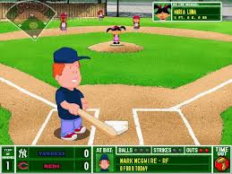 backyard baseball screenshots hooked gamers