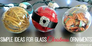 craft ideas for fillable ornaments ideas for