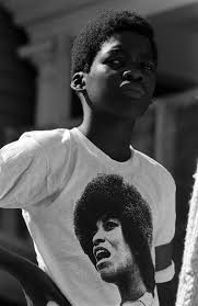 halloween city davis ca 2012 usa california oakland 1970 a young supporter of the black