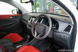 hyundai tucson 2015 interior all new third generation hyundai tucson launched in malaysia