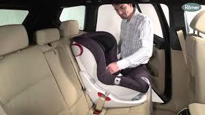 siege auto bebe romer installation du siège auto king ii groupe 1 de römer