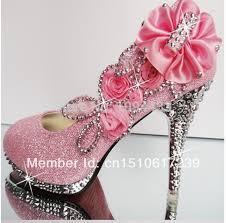 wedding shoes korea wholesale wedding shoes diamond princess wedding shoes high heeled