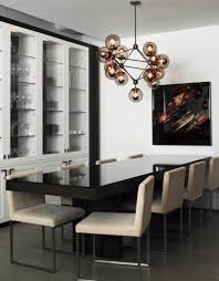 Contemporary Dining Room Lighting Fixtures by 10 Modern Globe Chandeliers And Pendant Lights