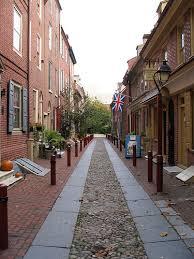 Elfreth S Alley by Elfreth U0027s Alley The Oldest Residential Street In America