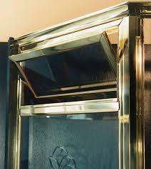 Schicker Shower Doors Transom Detail Schicker Luxury Shower Doors Inc