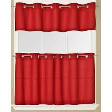 Grommet Top Valances Tier Window Treatments Shorty Curtains Valance Altmeyers