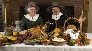 a plimoth plantation thanksgiving newsday