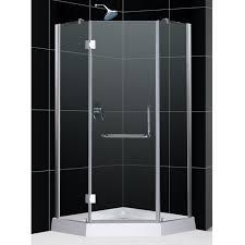 bathrooms dreamline shower door parts shower door for tub