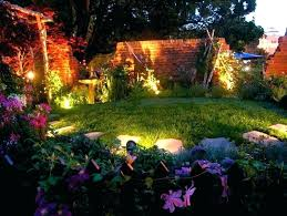 Best Solar Landscape Lights Sun Powered Garden Lights Awesome Garden Solar Lights Or Small