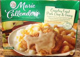 marie callender u0027s country fried pork chop u0026 gravy review youtube