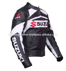 suzuki motorcycle black suzuki leather jacket suzuki leather jacket suppliers and