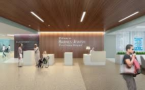 Barnes Jewish Hospital Kingshighway St Louis Mo Barnes Jewish West County Hospital Bjc Construction