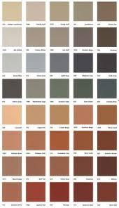 Color Concrete Patio by Uni Mix Integral Concrete Colorant Color Chart A Small Sampling