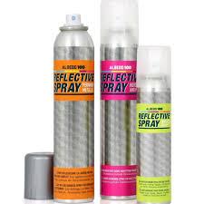 Light Pink Spray Paint - albedo100 reflective spray