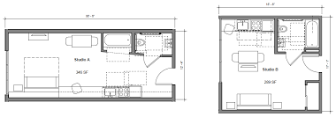 8 Unit Apartment Building Floor Plans Micro Apartments Floor Plans The Costly Fallacy Of Nyc U0027s First