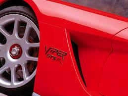 dodge viper gts r price 2000 dodge viper gts r concept dodge supercars