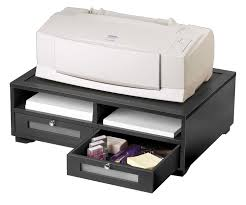 Office Depot Desk Organizers by Victor Printer Stand By Victor Technology In Printer Stands