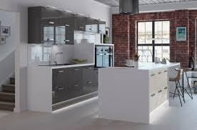 cuisine gris foncé cuisine gris foncé cuisine blanche et grise gris blanc clair