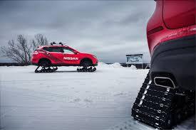 nissan pathfinder in snow nissan
