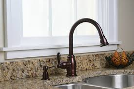 Kohler Bronze Kitchen Faucets Kitchen Bronze Kitchen Faucet Within Moen Woodmere