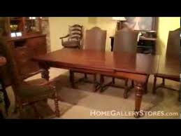 waverly place rectangular refectory dining room set by hooker