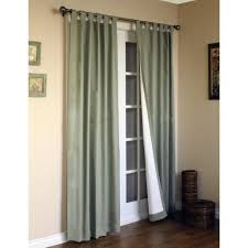 Slider Door Curtains Patio Doors Sliding Door Curtains Or Drapes And Insulated 1 2 Mini
