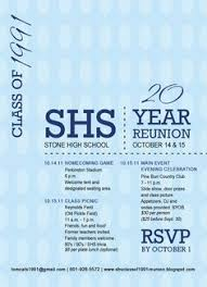 50th high school class reunion invitation custom listing for pam class of 1974 by thehoneybeepress on etsy