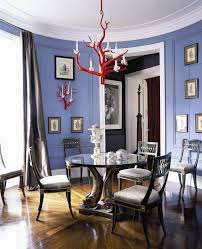 Beach Dining Room by The Best Of The Best Of Stylish Decor Elle Decor Room And Blue