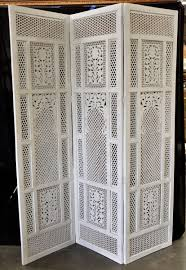 Moroccan Room Divider Furniture Furniture Astounding White Wooden Moroccan Room Divider