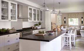 Interior Decoration Kitchen Real Kitchen Background