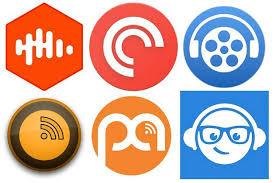 podcast android melhores aplicativos android para ouvir podcast apps gratuitos e