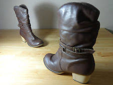 womens boots uk jones jones pull on ankle boots for ebay