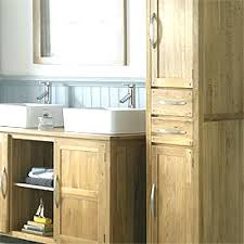 bathroom stand alone cabinet bathroom stand alone cabinets cabinet free standing shelves