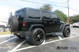 99 jeep wheels jeep wrangler with 20in fuel hostage wheels exclusively from