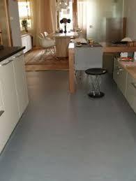 Sustainable Marmoleum Floor Retail Rocky Ice Flooring And