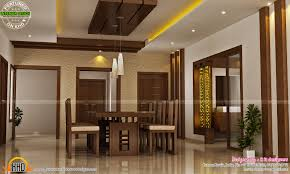 Interior In Kitchen by Kerala Style Home Interior Designs Beautiful 3d Interior Designs