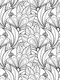 free printable abstract coloring pages for vintage printable