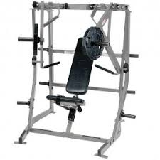Hammer Strength Decline Bench Iso Lateral Chest Back