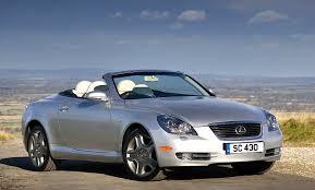lexus convertible models 2010 lexus sc specs 2005 2006 2007 2008 2009 2010 autoevolution