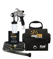 fuji 2100 minitan m spray tanning system
