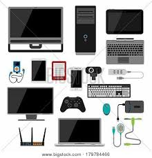 Electronics Gadgets Electronic Gadgets Icons Technology Electronics Multimedia Devices