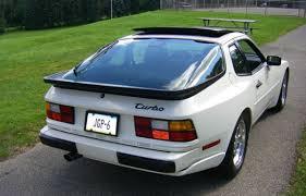porsche 944 road test ebay deal of the week 1986 porsche 944 turbo