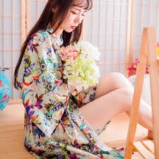 wedding sleepwear 2018 wedding pajamas japanese silk robe kimono bridesmaid robes