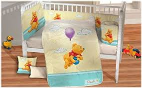 Winnie The Pooh Nursery Bedding Amazon Com Seller Baby U0027s Flying Winnie The Pooh Crib Bedding